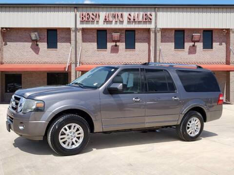 2013 Ford Expedition EL for sale at Best Auto Sales LLC in Auburn AL