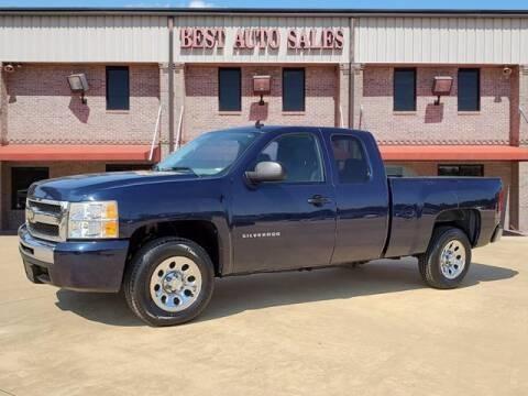 2011 Chevrolet Silverado 1500 for sale at Best Auto Sales LLC in Auburn AL