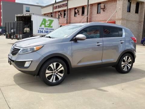 2012 Kia Sportage for sale at Best Auto Sales LLC in Auburn AL