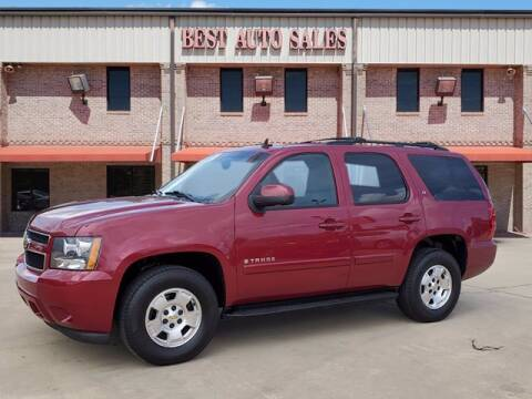 2007 Chevrolet Tahoe for sale at Best Auto Sales LLC in Auburn AL