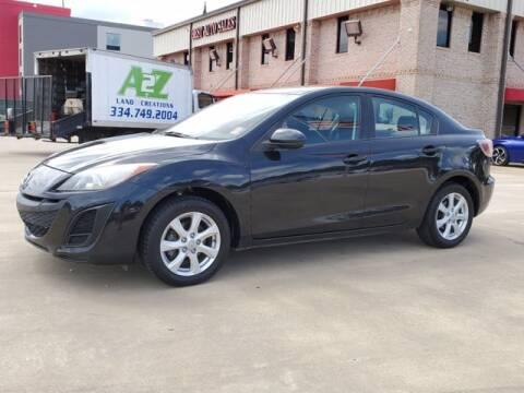 2011 Mazda MAZDA3 for sale at Best Auto Sales LLC in Auburn AL