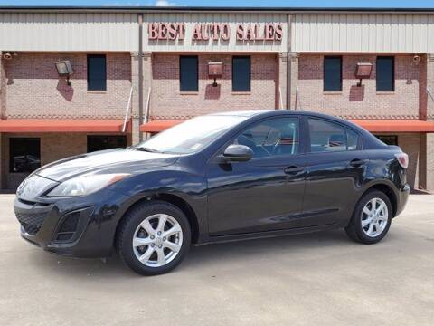 2011 Mazda MAZDA3 for sale at Best Auto Sales LLC in Auburn AL