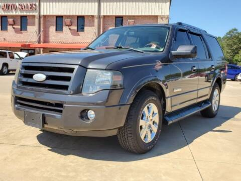 2007 Ford Expedition for sale at Best Auto Sales LLC in Auburn AL