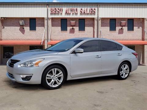 2015 Nissan Altima for sale at Best Auto Sales LLC in Auburn AL