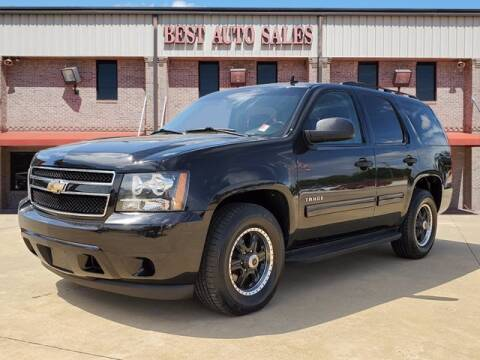 2010 Chevrolet Tahoe for sale at Best Auto Sales LLC in Auburn AL
