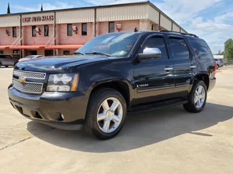 2007 Chevrolet Tahoe for sale at Best Auto Sales LLC in Auburn AL