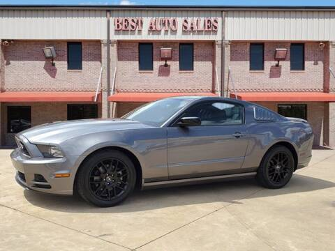 2014 Ford Mustang for sale at Best Auto Sales LLC in Auburn AL