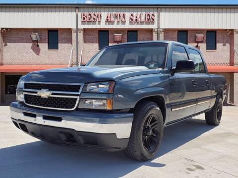 2007 Chevrolet Silverado 1500 Classic for sale at Best Auto Sales LLC in Auburn AL
