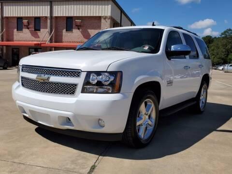 2010 Chevrolet Tahoe for sale at Best Auto Sales LLC in Auburn AL