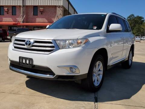 2012 Toyota Highlander for sale at Best Auto Sales LLC in Auburn AL