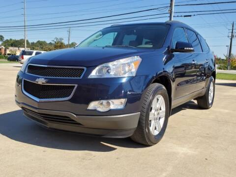 2011 Chevrolet Traverse for sale at Best Auto Sales LLC in Auburn AL