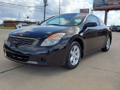 2008 Nissan Altima for sale at Best Auto Sales LLC in Auburn AL