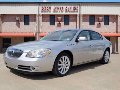 2008 Buick Lucerne for sale at Best Auto Sales LLC in Auburn AL