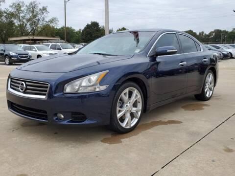 2012 Nissan Maxima for sale at Best Auto Sales LLC in Auburn AL