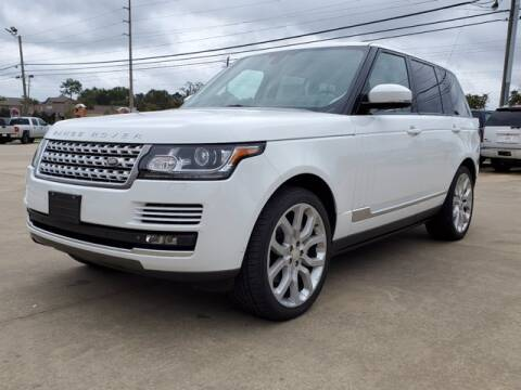 2014 Land Rover Range Rover for sale at Best Auto Sales LLC in Auburn AL
