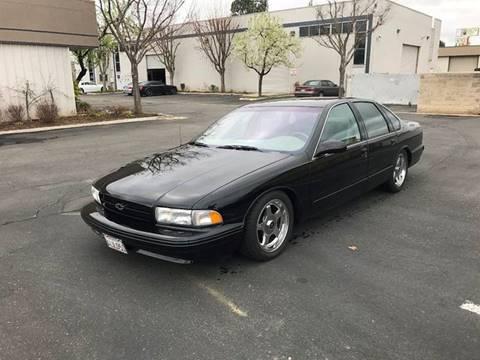 1996 Chevrolet Impala for sale in Fresno, CA