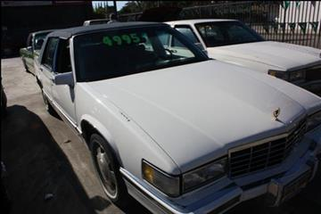 Roberts Auto Center Pryor Ok >> Used 1993 Cadillac DeVille For Sale - Carsforsale.com®
