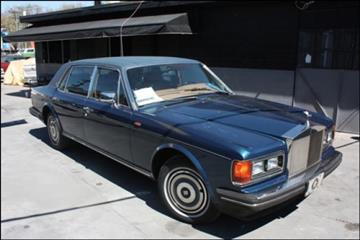 1989 Rolls-Royce Silver Spur for sale in West Hollywood, CA