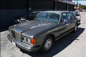 1981 Rolls-Royce Silver Spirit for sale in West Hollywood, CA