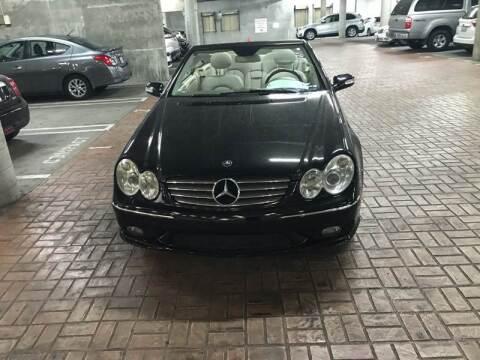 2005 Mercedes-Benz 500-Class