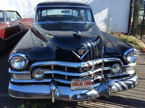 1950 Cadillac Fleetwood for sale in West Hollywood, CA