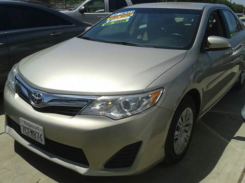 2014 Toyota Camry for sale in Patterson, CA