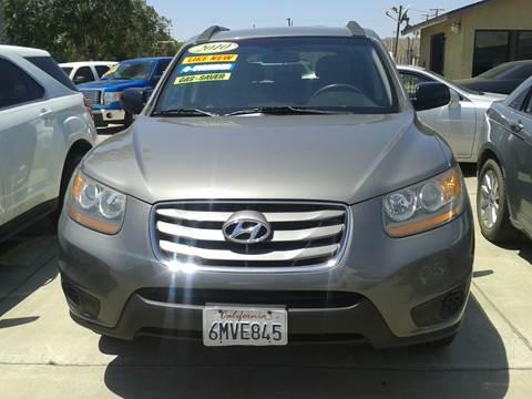 2010 Hyundai Santa Fe for sale in Patterson, CA