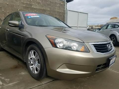 2009 Honda Accord for sale in Patterson, CA