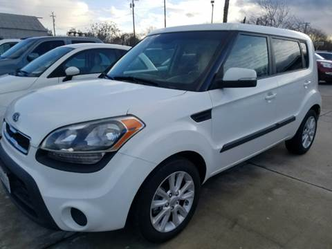 2012 Kia Soul for sale in Patterson, CA