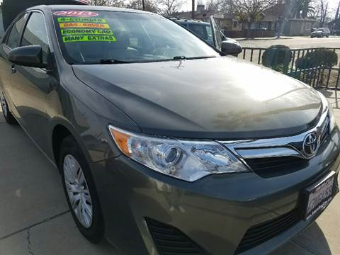 2013 Toyota Camry for sale in Patterson, CA