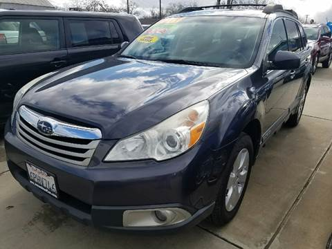 2011 Subaru Outback for sale in Patterson, CA