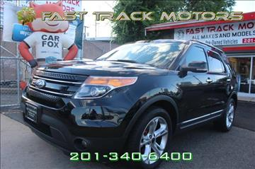 2012 Ford Explorer for sale in Paterson, NJ