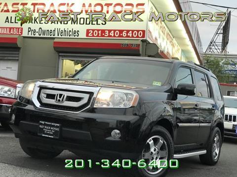 2011 Honda Pilot for sale in Paterson, NJ