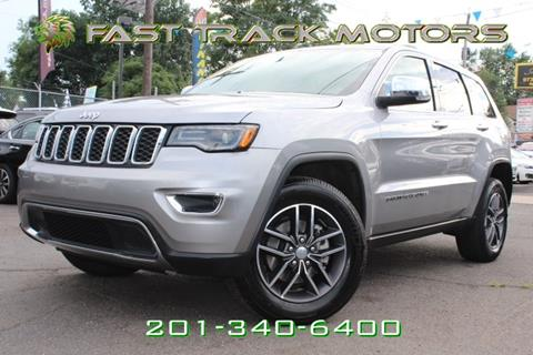 2017 Jeep Grand Cherokee for sale in Paterson, NJ