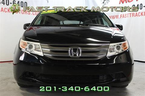 2011 Honda Odyssey for sale in Paterson, NJ