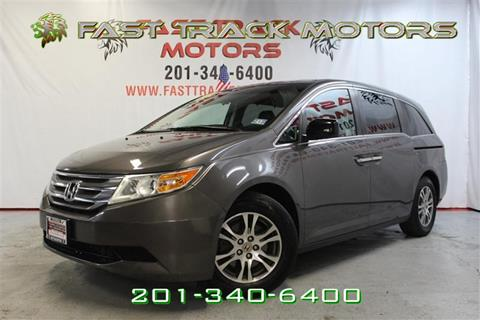 2012 Honda Odyssey for sale in Paterson, NJ