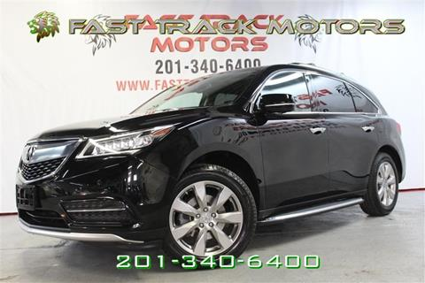 2015 Acura MDX for sale in Paterson, NJ
