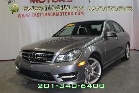 2014 Mercedes-Benz C-Class for sale in Paterson, NJ