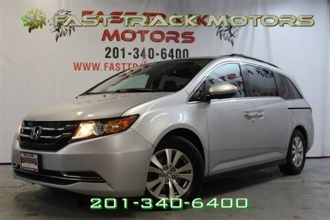 2015 Honda Odyssey for sale in Paterson, NJ