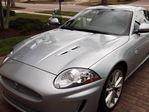 2011 Jaguar XK for sale in Wellington, FL