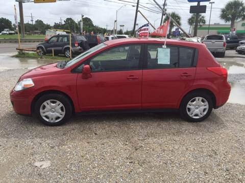 2012 Nissan Versa for sale in Marrero LA