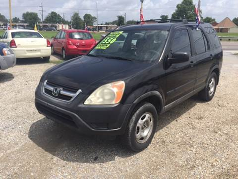 2004 Honda CR-V for sale in Marrero LA