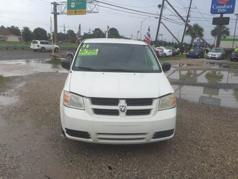 2008 Dodge Grand Caravan for sale in Marrero, LA