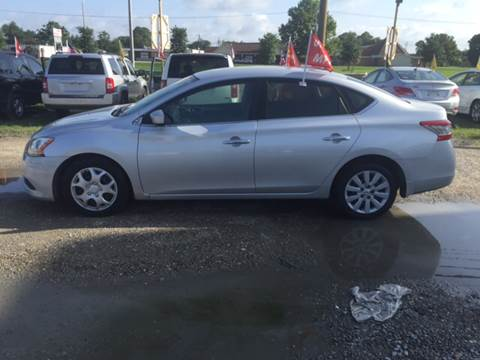 2013 Nissan Sentra for sale in Marrero LA