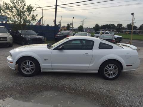 2008 Ford Mustang for sale in Marrero LA