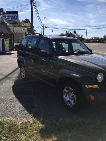 2005 Jeep Liberty Sport 4dr SUV - Clinton TN