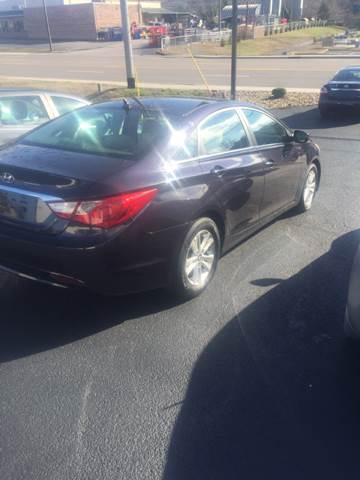 2011 Hyundai Sonata GLS 4dr Sedan - Clinton TN