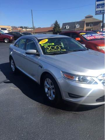 2011 Ford Taurus SEL 4dr Sedan - Clinton TN