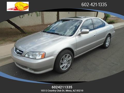 1999 Acura TL For Sale In Phoenix AZ