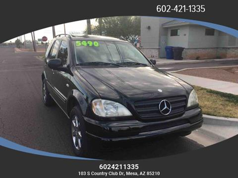 1999 Mercedes Benz M Class For Sale In Phoenix AZ